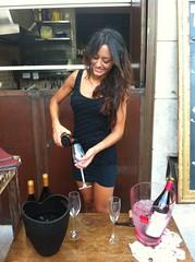 Rosetta Bava @ Valencia ES (BCCB PHOTOS) Tags: italy girl dessert italia wine sweet winery espana rosetta monferrato bava malvasia moscato vinovalencia bavawinery