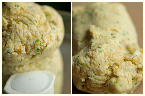 Jalapeno & Cheddar Cookies