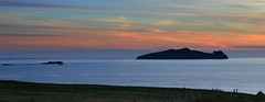 Sleeping Giant (Barbara Walsh Photography) Tags: trip ireland sunset sky seascape beauty poster evening view dingle visit kerry prints blasketislands irishphotographer