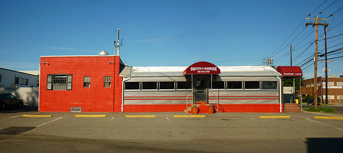 Mineola (TX) United States  city photo : Exterior, Biscuits & Barbecue, Mineola, NY by Franthropologist