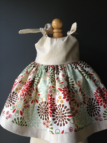 0-3 mos Itty Bitty Dress