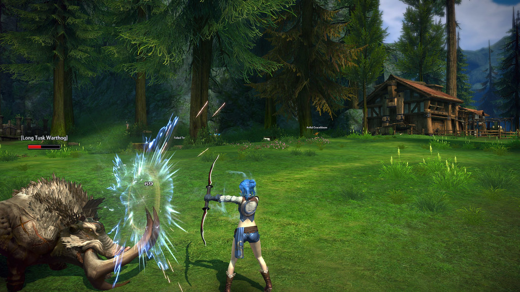 The World\'s Best Photos of mmorpg and weapon - Flickr Hive Mind