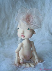 faceup and body blushing commission (heliantas) Tags: doll body handmade bjd kane humpty dumpty blushing faceup nefer