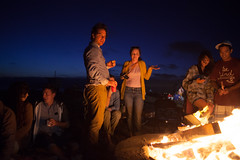 Birthday Beach Bonfire! (CodySLR) Tags: california birthday summer beach la losangeles bonfire dockweiler codysmith codyslr