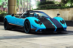 Pagani Zonda UNO (This will do) Tags: worldcars