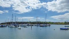 Yarmouth Estuary (Rob Jennings2) Tags: isleofwight iow yarmouth yarmouthestuary