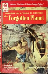 Ace D-528 (1961). Cover Art by Robert E. Schulz (lhboudreau) Tags: sf illustration book drawing bees coverart ace illustrations drawings books bee paperback story paperbackcovers novel sciencefiction bookcover stinger 1961 paperbacks bookart schulz marooned flyinginsect leinster flyinginsects giantbee giantinsect murrayleinster paperbackbook paperbackbooks vintagepaperback vintagepaperbacks paperbackcover paperbackart giantinsects monsterbee acebooks acebook sciencefictionnovel vintagepaperbackcover sciencefictionstory theforgottenplanet robertschulz vintagepaperbackcovers forgottenplanet roberteschulz vintagepaperbackart worldofmonsters aced528 acebookd528 monsterbees