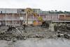 Demolition (AstridWestvang) Tags: building industry demolition telemark digger skien
