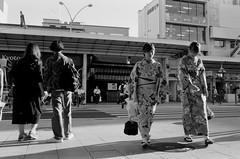 Kyoto, Japan / Kodak TMAX / Nikon FM2 (Toomore) Tags: nikon fm2 kodak tmax iso100 bw wb blackandwhite japan kyoto