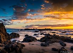 Coastal Escape (Charles Ragucci Photography) Tags: maui charles ragucci kihei sunset beach ocean pacific coast hawaii landscape