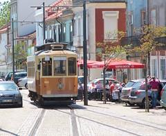 A Cantareira (ernstkers) Tags: 218 brill porto portugal sparvagn stcp stcp218 streetcar tram tramvia tranvia trolley bonde elctrico strasenbahn sprvagn