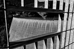 Diga Vajont (Andrea Chiggiato) Tags: bw black blackwhite blackandwhite fineart italy belluno diga vajont canon street silhouette architecture architettura