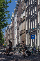 Cycling the 9Straatjes (farflungistan) Tags: canon7d summer2016 9straatjes 9streets amsterdam holland jordaan nederland netherlands streetphotography