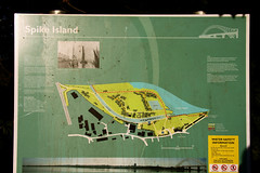 Northern England #0091 Widnes 140911 Spike Island Info Board (Steveox55) Tags: informationboard merseyside widnes spikeisland
