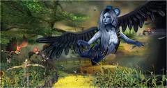 Attack of the Flying Monkeys (Duchess Flux) Tags: mello enchantment themensdept pixicat aphorism lumae catwa arise nanika swagga anc bang fairytale fantasy flyingmonkeys thewizardofoz followtheyellowbrickroad secondlife sl oz