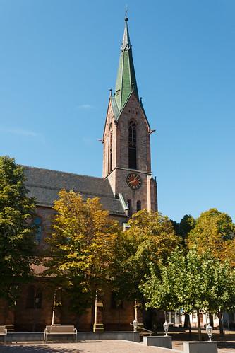 Evangelische Kirche à Hausach