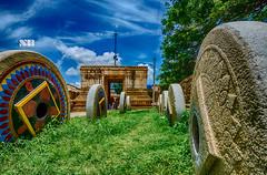 Bhoga Nandeeshwara Temple, Nandi Hills, Bangalore (Nitesh-Bhatia) Tags: india temple nandi hills bangalore kar karnataka bhoga nandeeshwara tokina 1228 hdr nikon