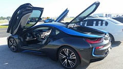 BMW i8 (Michel Curi) Tags: tampa tampabay davisisland fl florida lovefl dupontregistry carsandcoffee peterknightairport bmw i8 cars auto automobile coches vehculos vehicle automvil carros car voiture automobiel transportation transport exotics