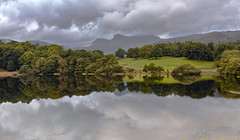 Early Morning Loughrigg Tarn (Jonnyfez) Tags: langdale pikes lake district national park cumbria loughrigg tarn jonnyfez nikon d750