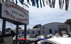 Built as a New Car Dealership (dfirecop) Tags: dfirecop harrisburg penbrook pennsylvania pa car lot 2325 herrstreet