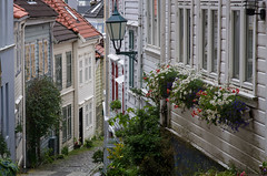 Old Town, City of Bergen (beeldmark) Tags: city noorwegen norge norway stad somberweer bergen hordaland no