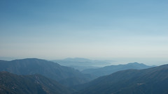 View over Corsica (.Stevve) Tags: mountains berge korsika corsica himmel sky meer sea blau blue hiking wandern trekking gr20