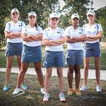 WKHS Var Girls Golf Tournament 9-14-16