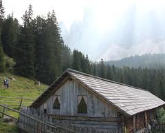 Val di Funes (Luciana.Luciana) Tags: funes valdifunes odle dolomiti altoadige sdtirol baita