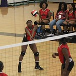 WHS JV Volleyball vs RVHS 9-13-2016