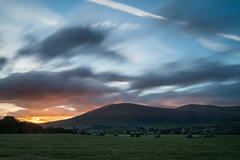 Castlerigg Stone Circle (Claire Willans) Tags: clouds old england shadows ancient heritage lakedistrict cumbria keswick fells religion dark stones castleriggstonecircle stonecircle castlerigg druid sunrise cloudscape
