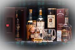 Enjoyables (warth man) Tags: d750 nikon135mmf2dc wideopen whisky malt maltwhisky scotch enjoy