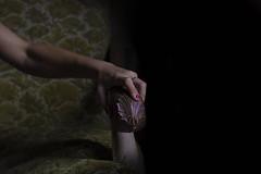 "J243/365 ""Weird body III"" (manon.ternes) Tags: 365 bts projet365 corps paris photos photography photographie personne projet parisienne portrait project potique 365project 365days tudiante student challenge body skin weird dark white black os strange fille girl femme women woman"