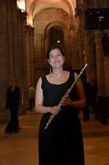 Irene Parada en la Catedral