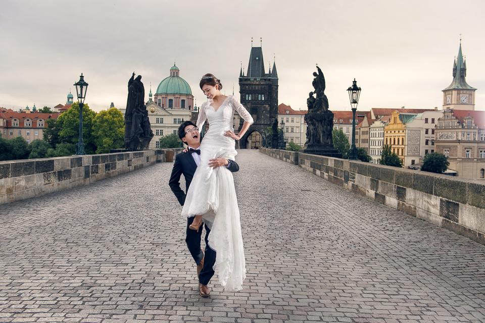 Donfer Photography, EASTERN WEDDING, 東法, 自助婚紗, 布拉格, 自主婚紗, 藝術婚紗影像
