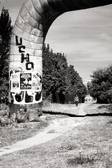 Sony Alpha A230 with Helios-44-2 - Landscape (Kojotisko) Tags: sonyalphaa230 helios442258 helios442 legacylenses legacylens streetphoto streetphotography bw brno czechrepublic czechia creativecommons