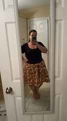 Pretzel Skirt (IGetPointsForTrying) Tags: skirt sewing mccalls pretzel