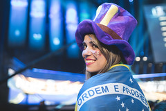 Pre-Show (lolesports) Tags: worlds leagueoflegends worldchampionship worlds2016 groupstage groups lolesports lol fan caitlin skt flag sanfrancisco california usa