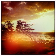Hipstamatic Sunset