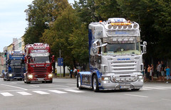 Scania R 620 V8 - Severn Hvzda (Mr.Awenec) Tags: light tractor truck star north semi led lorry camion r trailer northern tuning griffin v8 airbrush scania 2012 620 lados sraz zln hvzda bezvky severn kapn scandicar worldtruck