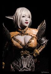 DragonCon 2012 cosplay - Yaya Han (madmarv00) Tags: atlanta georgia nikon cosplay dragoncon yayahan darkelf d7000 kylenishiokacom dragoncon2012 yayahancom
