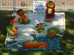 In Winter (Stefan Peerboom) Tags: mosaic mosaics 2012 mozak fruitcorso mazaken