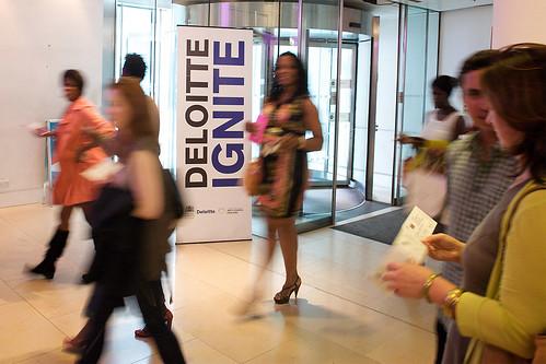Welcome to Deloitte Ignite 2014