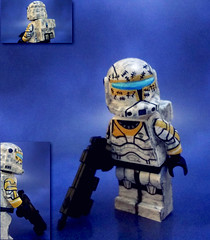 Clone Wars Season 5 - Clone Commando Gregor (MGF Customs/Reviews) Tags: season star lego 5 wars custom clone gregor commando