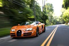 Bugatti Veyron 16.4 Grand Sport Vitesse Press Drives in the US (Bugatti Automobiles S.A.S.) Tags: speed bugatti supercar fastest testdrive veyron roadster vitesse fastestcar bugattiautomobiles bugattiveyrongrandsportvitesse