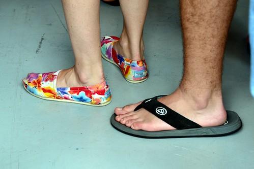 Summer Footwear by Tobyotter, on Flickr