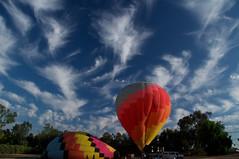 Cirrus! (ms4jah) Tags: sky hot clouds james la site san air balloon diego launch limit skys cirrus bajada