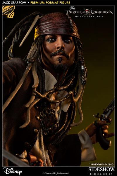 傑克船長傑出立像推薦!