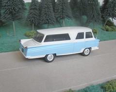 Start. CTAPT (1) (dougie.d) Tags: start gaz soviet zil russian volga modelcar ussr 143 ctapt modelauto