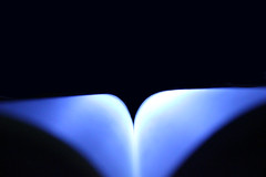 I like the way you are. (Yamil Charles) Tags: road blue light abstract azul camino abstracto conical conico