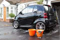 wash (NeilllP) Tags: detail smart suspension ultimate polish super clean wash clay wax jl resin players quick audio 60 kw brabus fortwo meguiars autoglym detailer neilllp neilpco